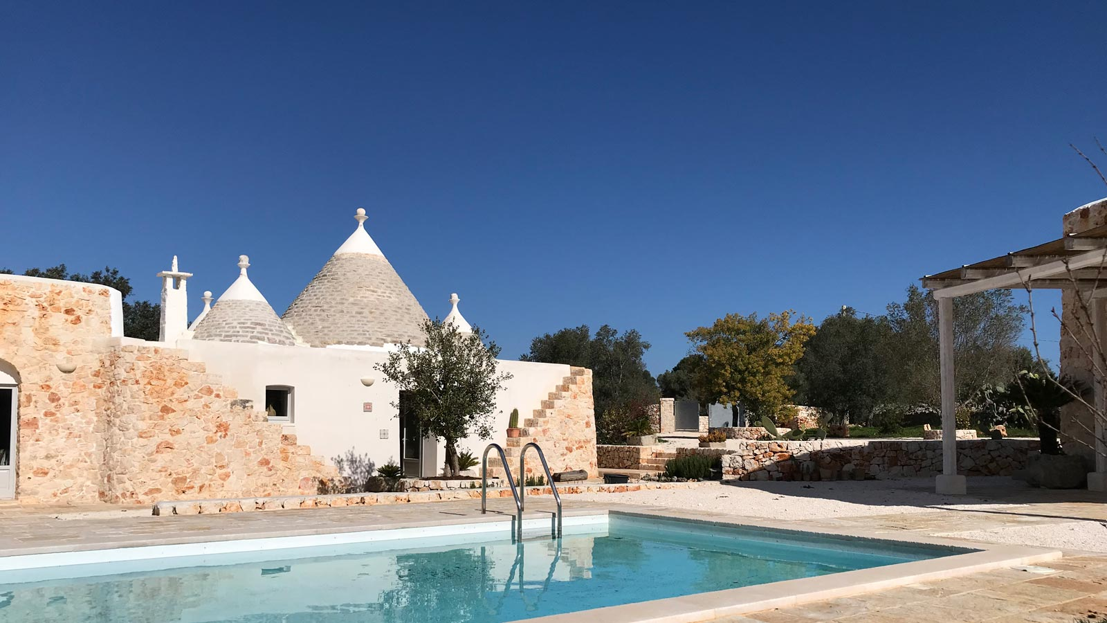 6 bedroom holiday accommodation in Puglia, Italy