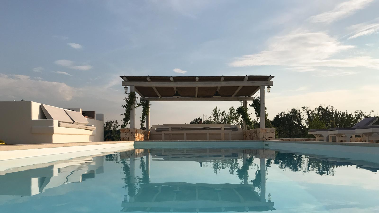 Luxury holiday accommodation with swimming pool in Puglia, Italy
