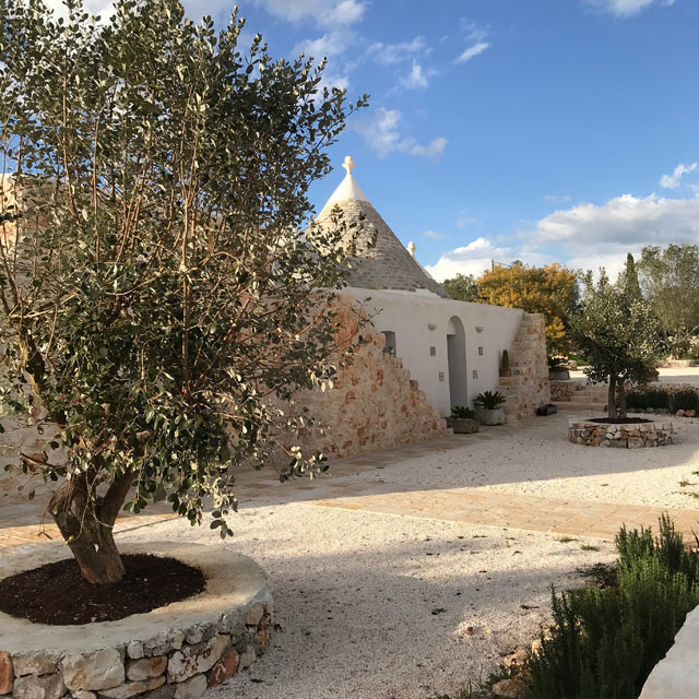 Holiday let for 12 people in Puglia